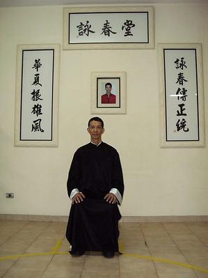 Master Sam Hing Fai Chan